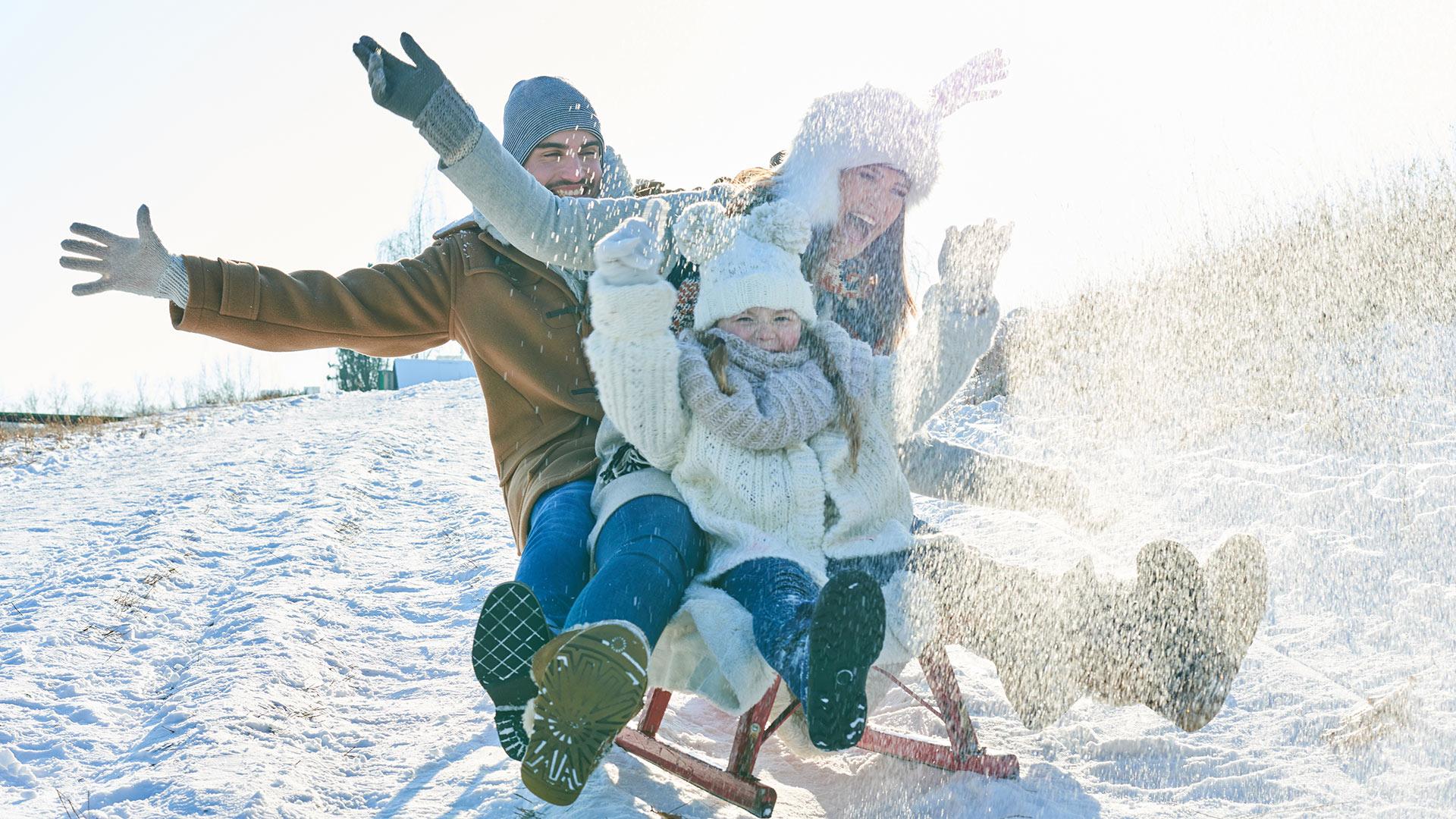 Winter Fun Is Here!