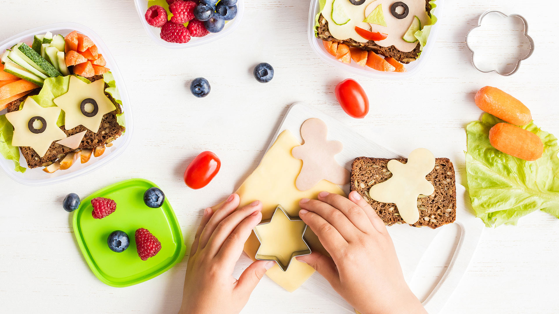 Fun2Raise Finds These Healthy-For-Kids Lunches!